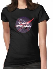 NASA Tame Impala Currents Womens Fitted T-Shirt