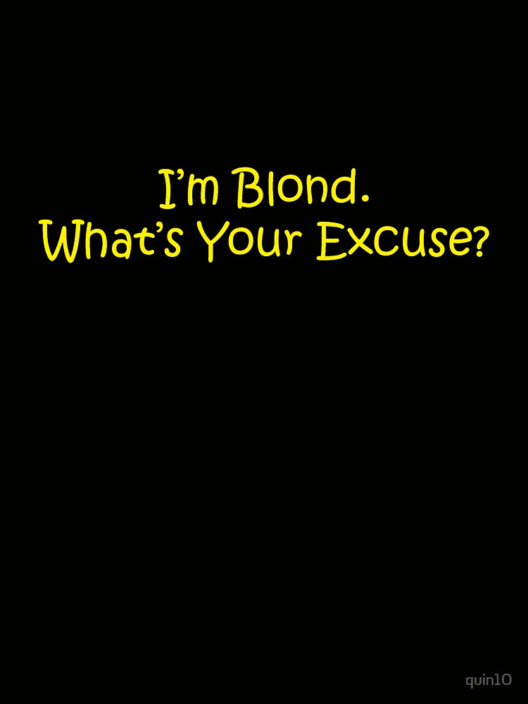 Blond by quin10