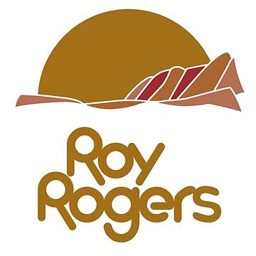 Roy Rogers (clean) by A-Game