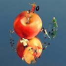 The Big Apple by martin bullimore
