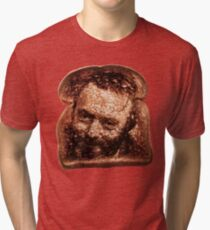 Christopher Hitchens - Toast Tri-blend T-Shirt