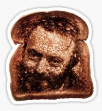 Christopher Hitchens - Toast Sticker