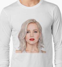 Jennifer Lawrence Long Sleeve T-Shirt