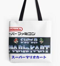 Mario Kart logo v2 Tote Bag