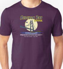Audubon Bay Bridge Preservation Society Unisex T-Shirt
