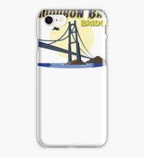 Audubon Bay Bridge Preservation Society iPhone Case/Skin
