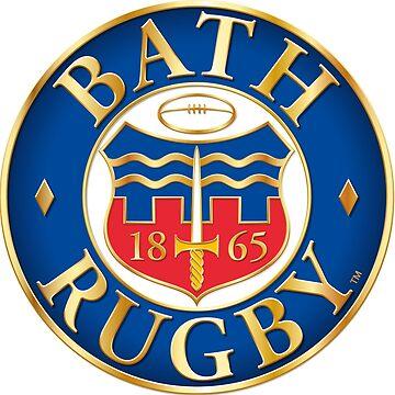 Bath Rugby by bendorse