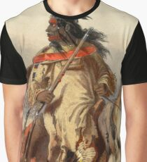 BLACKFOOT INDIAN Graphic T-Shirt