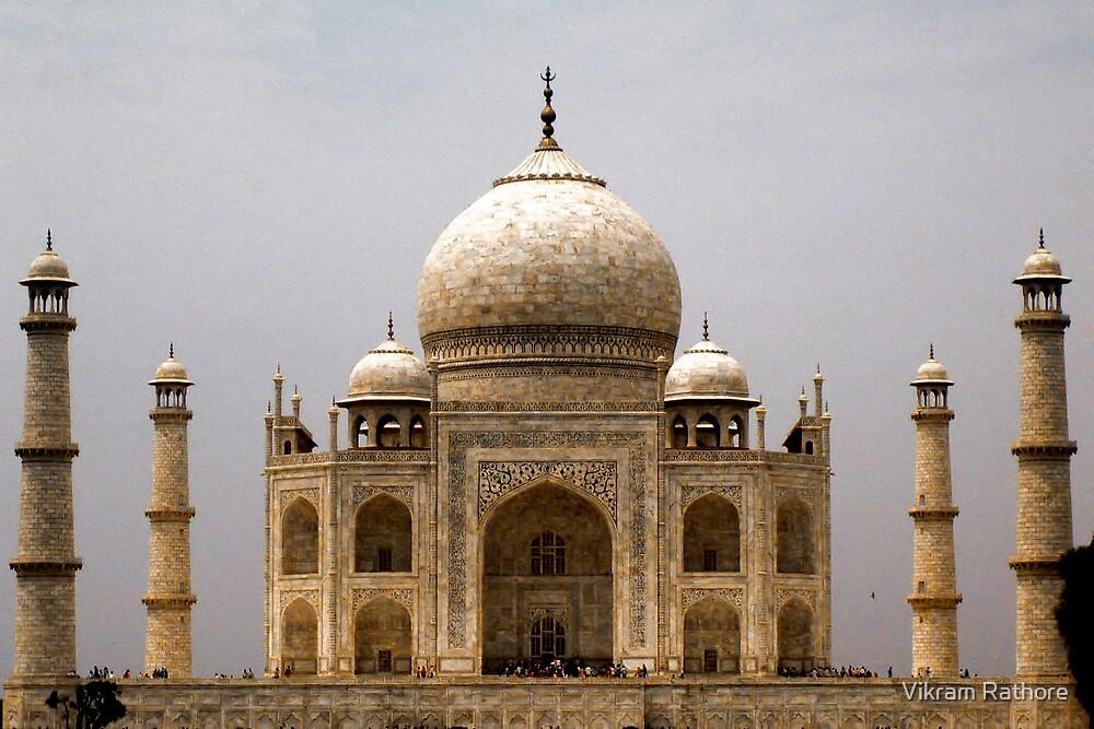 Taj Mahal - Architecture of Love by VR Designs
