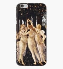 Botticelli - La Primavera (Frühling) (1481 - 1482) iPhone-Hülle & Cover