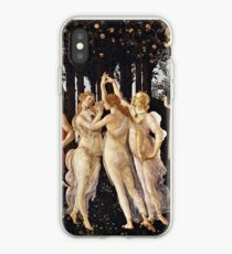 Botticelli - La Primavera (Spring) (1481 - 1482) iPhone Case