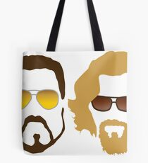 The Dude and Walter Tote Bag