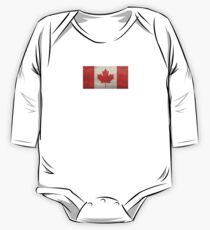 Canadian Flag Sticker Sheet - National Flag of Canada - Maple Leaf Stickers Kids Clothes