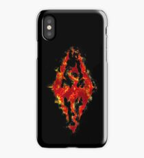 Fus ro dah - Fire iPhone Case/Skin