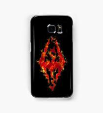 Fus ro dah - Fire Samsung Galaxy Case/Skin