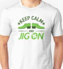 keep calm st patrick – keep calm irish – st patricks day 2017 T-Shirt