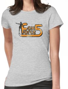 Fox Force Five - Pulp Fiction Womens Fitted T-Shirt
