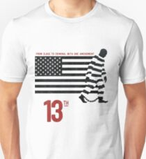 13th Amendment Unisex T-Shirt