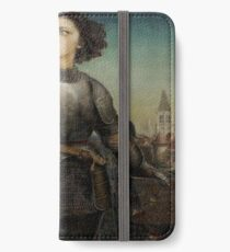 Joan Of Arc In Armour iPhone Wallet/Case/Skin
