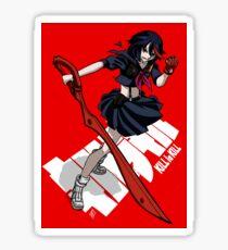 Ryuko Sticker