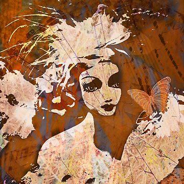 The Butterfly Girl by zee1