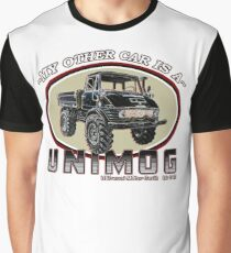 My other car is a UNIMOG Graphic T-Shirt