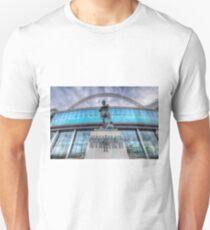 Bobby Moore Statue Wembley Stadium Unisex T-Shirt