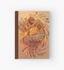 Heart of Gold Hardcover Journal