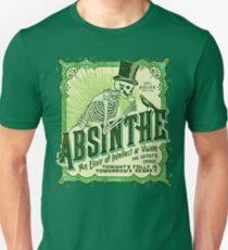 Absinthe Label Unisex T-Shirt