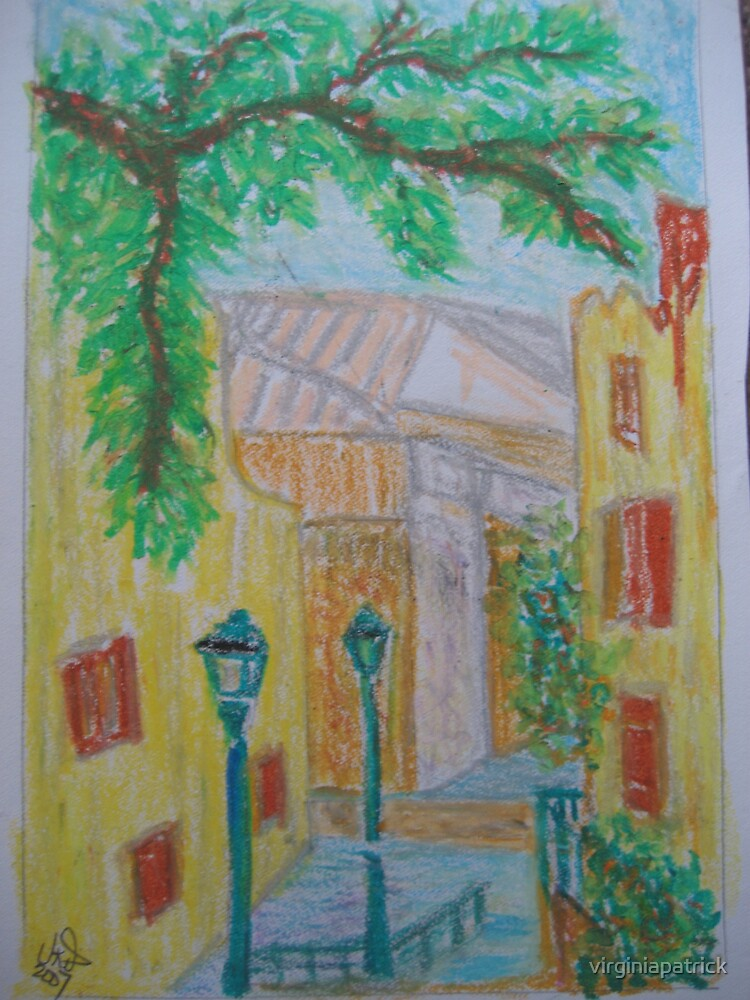 Lil Street o Italy by virginiapatrick