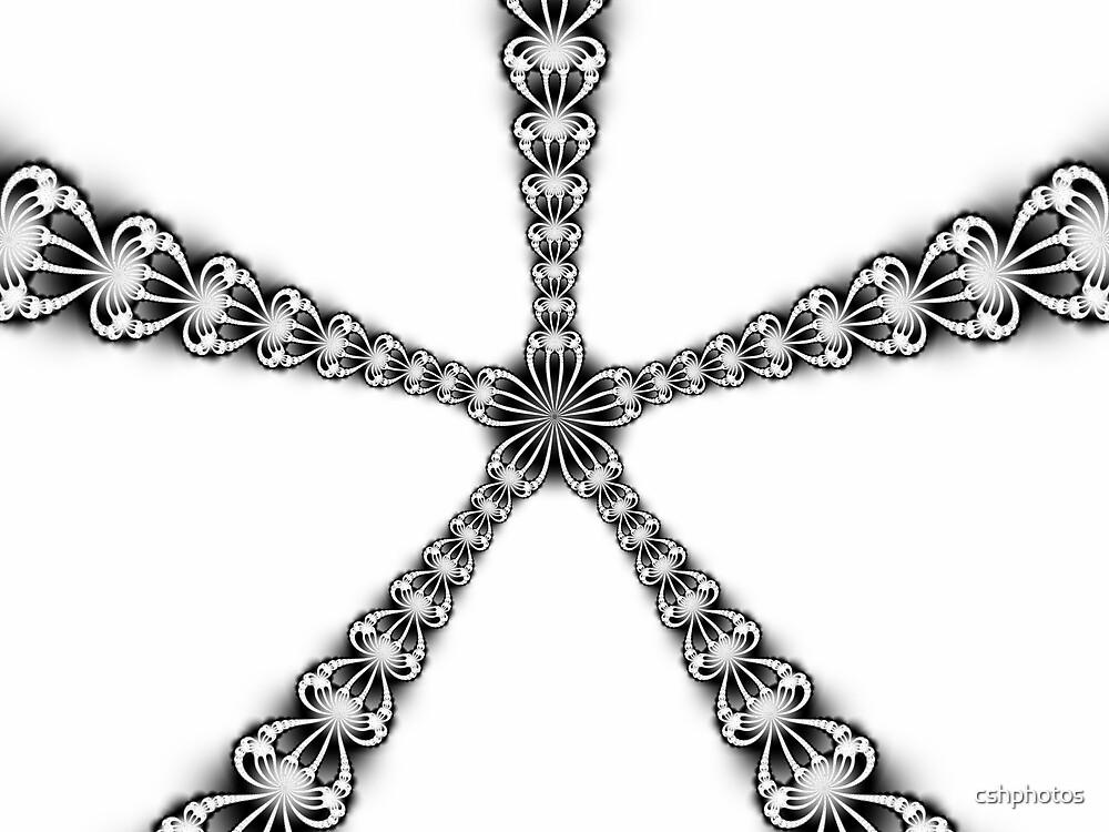 Fractal Star by cshphotos