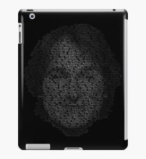 Robin Williams - MOVIE TRIBUTE iPad Case/Skin