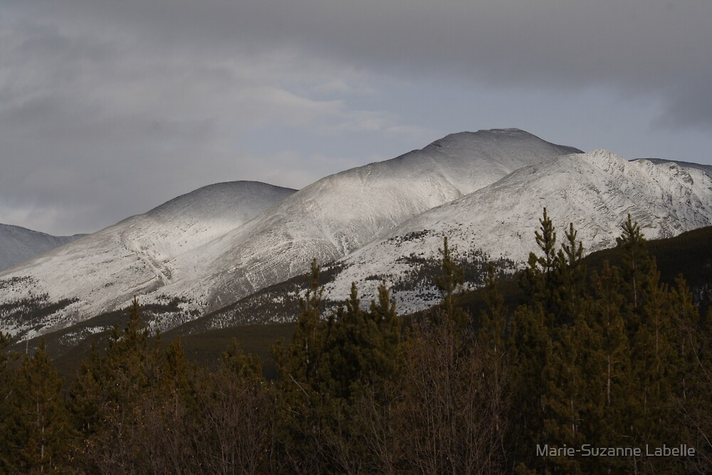 Soft Mountains by Marie-Suzanne Labelle