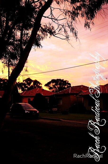 Sunset by RachRadical