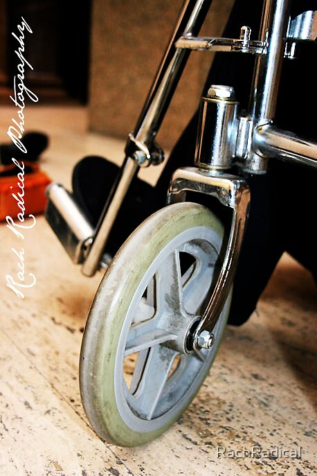 Wheel by RachRadical