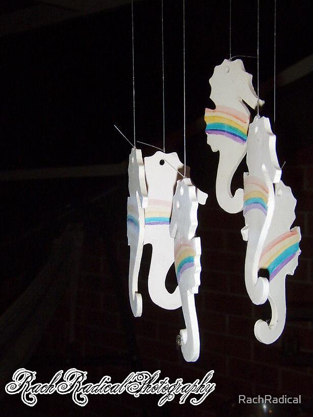 Seahorses by RachRadical