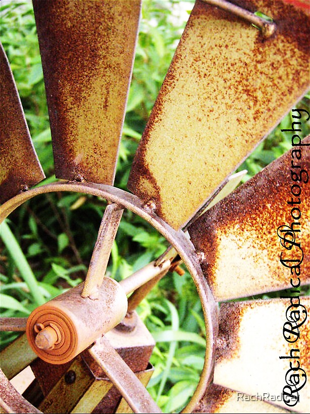 Windmill by RachRadical