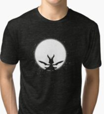 Spyro-Night Tri-blend T-Shirt