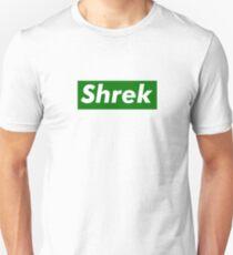 Shrek Supreme-Style Logo Unisex T-Shirt