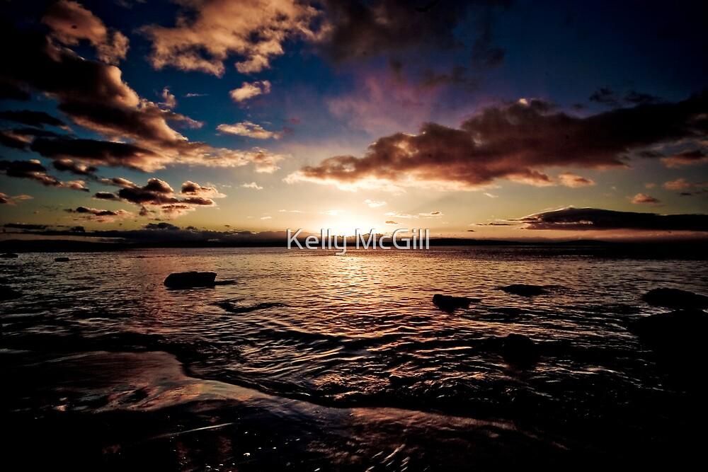 Taroona Dawning by Kelly McGill