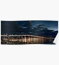Tasman Bridge, Hobart Poster