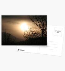 Yukon's Winter Solstice Postcards