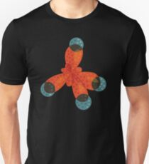 Just An Orange Methane Molecule Unisex T-Shirt