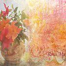 Rosa ' Mutabalis' by Julie Sherlock