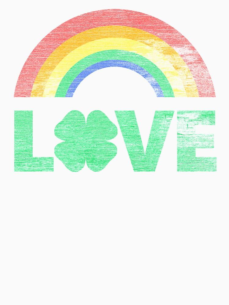 Ye Ole Irish Rainbow Love by derpfudge
