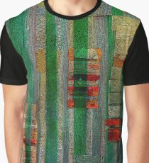 The Edge of Summer - Reeds Graphic T-Shirt