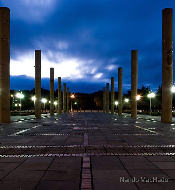 Pillars of Heaven by Fernando Machado