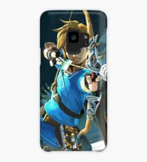 Link - The Legend Of Zelda: Breath of the Wild Case/Skin for Samsung Galaxy