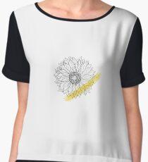 Sunflower Women's Chiffon Top