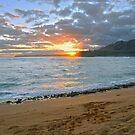 Wainiha Bay, Kauai, Hawaii by Catherine Sherman